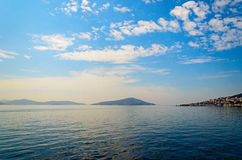 Turkey, the Marmara sea. Royalty Free Stock Photos
