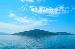 Turkey, the Marmara sea. Stock Photos
