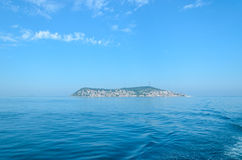 Turkey, the Marmara sea. Royalty Free Stock Image