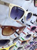 Turkey Marmaris Sunglasses in Shop Window Royalty Free Stock Image