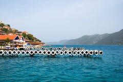 Turkey, Mediterranean Sea Stock Photo