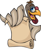 Turkey_message Stock Image