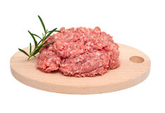 Turkey minced meat Stock Images