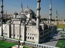 Turkey miniature Royalty Free Stock Photos