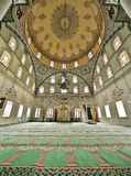 Turkey mosque. Had just finished week Royalty Free Stock Photo
