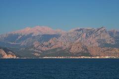 Turkey Mountains Royalty Free Stock Photography