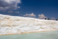 Turkey, Pamukkale Stock Photos