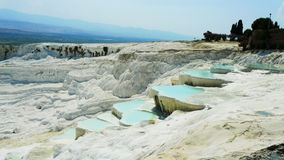 Turkey, Pamukkale Royalty Free Stock Images