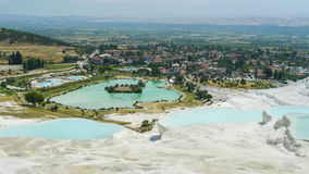 Turkey, Pamukkale Royalty Free Stock Photography
