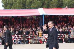 Turkey prime minister Recep Tayyip Erdogan Royalty Free Stock Image