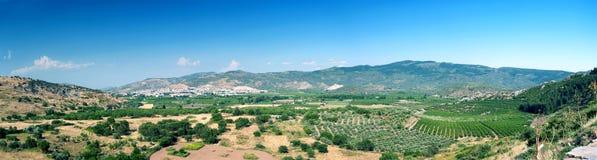Turkey Province village Stock Photography