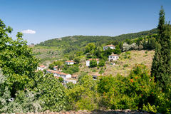 Turkey Province village Royalty Free Stock Images