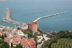 Turkey. A resort. Alanya stock photo