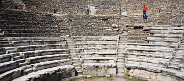 Turkey's Antalya arena Royalty Free Stock Photo