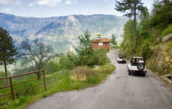 Turkey's jeep safari Stock Photography