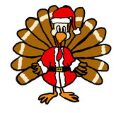 Turkey Santa Stock Photos