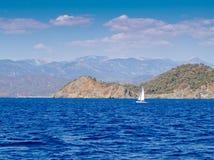 Turkey Sea and Landscape Stock Photos