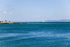 Turkey. Seascape in the Strait of Dardanelles Stock Photo