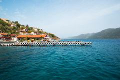 Turkey. Simena, Kekova Stock Photo