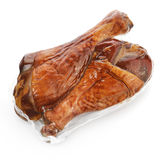 Turkey Smoked Drumsticks Royalty Free Stock Photo