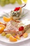 Turkey steak Stock Image