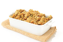 Turkey stuffing Royalty Free Stock Photos