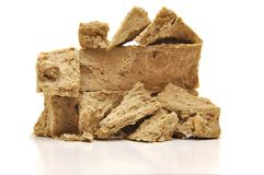 Turkey sweet halva Royalty Free Stock Photos
