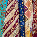 Turkey textile Stock Photography