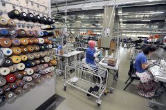 Turkey Textile sector Stock Photography