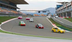 Turkey Track Championship Stock Photography
