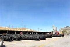Turkey Tractor factory Royalty Free Stock Photo