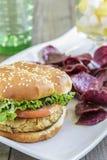 Turkey Ulu Burger Royalty Free Stock Images