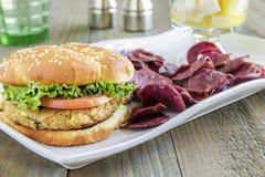 Turkey Ulu Burger Royalty Free Stock Image