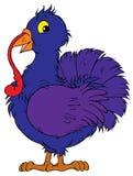 Turkey (vector clip-art) vector illustration