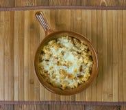 Turkey Wild Rice Casserole Stock Photos