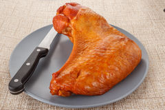 Turkey wing Royalty Free Stock Photos