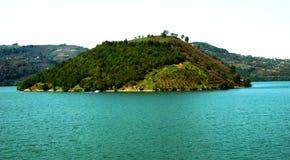 Turkiet beskådar ön Fotografering för Bildbyråer