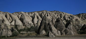 Turkiet cappadocialandskap Fotografering för Bildbyråer