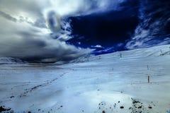 Turkiet centrala Taurus Mountains, Aladaglar (Anti--Oxen), platå Edigel (Yedi Goller) Fotografering för Bildbyråer