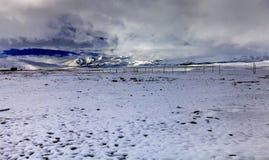 Turkiet centrala Taurus Mountains, Aladaglar (Anti--Oxen), platå Edigel (Yedi Goller) Royaltyfri Fotografi