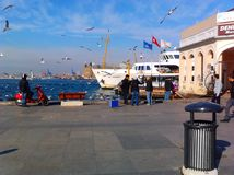 Turkiet Istanbul royaltyfri foto