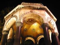 Turkiet istanbul natt Royaltyfri Foto