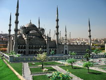 Turkiet miniatyr Royaltyfri Fotografi