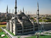 Turkiet miniatyr Arkivbild