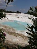 Turkiet Pamukkale Royaltyfria Bilder