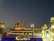 Turkiet paviljong på den globala byn i Dubai, UAE Royaltyfri Bild