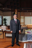 Turkiet president Abdullah Gul Royaltyfri Fotografi