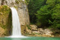 Turkiet vattenfall royaltyfri fotografi