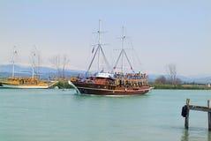 Turkije, Antalya royalty-vrije stock afbeeldingen