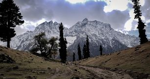 Turkije, Centraal Taurus Mountains de mening, van Aladaglar (anti-Stier) van plateau Edigel (Yedi Goller) stock foto